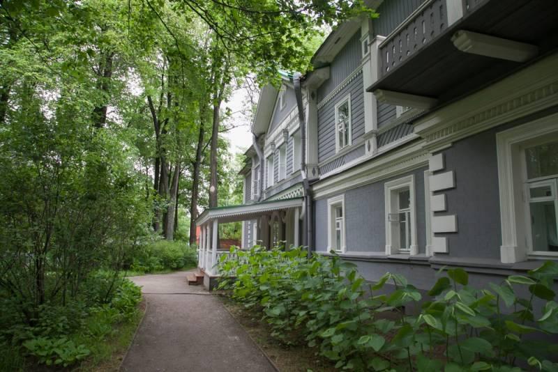 チャイコフスキーが愛したクリンの邸宅