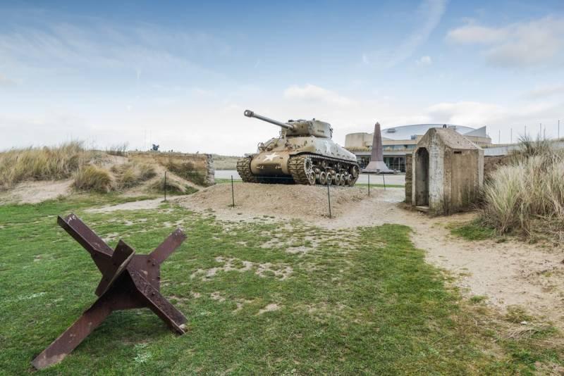 ノルマンディー上陸作戦75周年