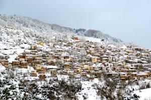 冬のギリシャ旅行 お勧めの目的地3 メツォボ(メツォヴォ) ♡ハネムーン(新婚旅行)にもお勧め♡