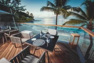 セイシェル マヘ島のレストラン