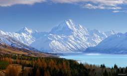 世界遺産周遊の旅(テ・ワヒポウナム)~4つの国立公園を巡る旅~