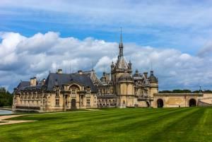 フランス観光を楽しもう!地方を巡る旅シリーズ●イル・ド・フランス●シャンティイ