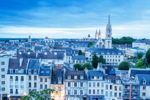 フランス観光を楽しもう!地方を巡る旅シリーズ●ノルマンディー地方●カン