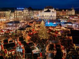 :*:゜・:・☆ スイスのクリスマス ☆:*:゜・:・゚