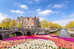 オランダ・ベルギーを楽しむ!2ヵ国周遊ハネムーン(新婚旅行)♡ 10日間
