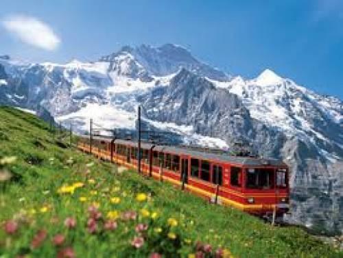 ヨーロッパ鉄道の旅の専門サイトがオープンします
