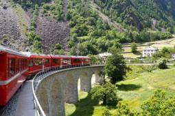 憧れのあの光景へ〜スイス絶景をめぐる旅〜8日間