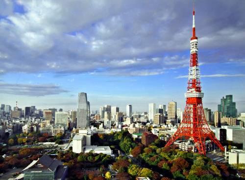 La tour de Tôkyô