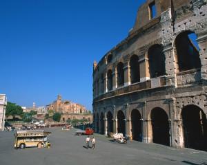 行って記ました!イタリア・ローマへ