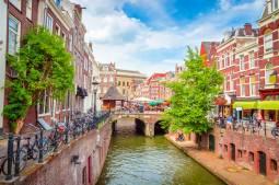オランダ人気3都市をめぐる5日間 ~アムステルダム・ユトレヒト・ロッテルダム~