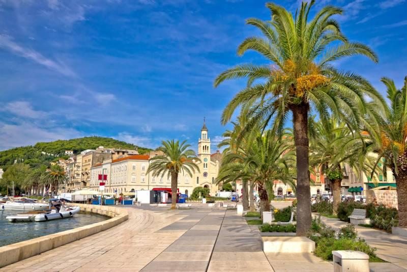 2016年夏季限定 クロアチア 人気スポット巡り 7日間