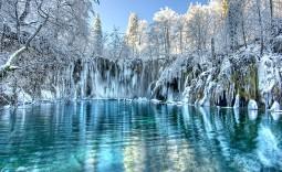 幻想的な冬景色に出会うスロベニア・クロアチア 7日間