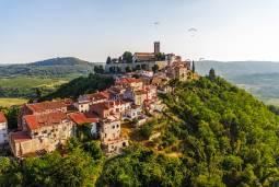 クロアチアの絶景&パワースポットを巡る 8日間