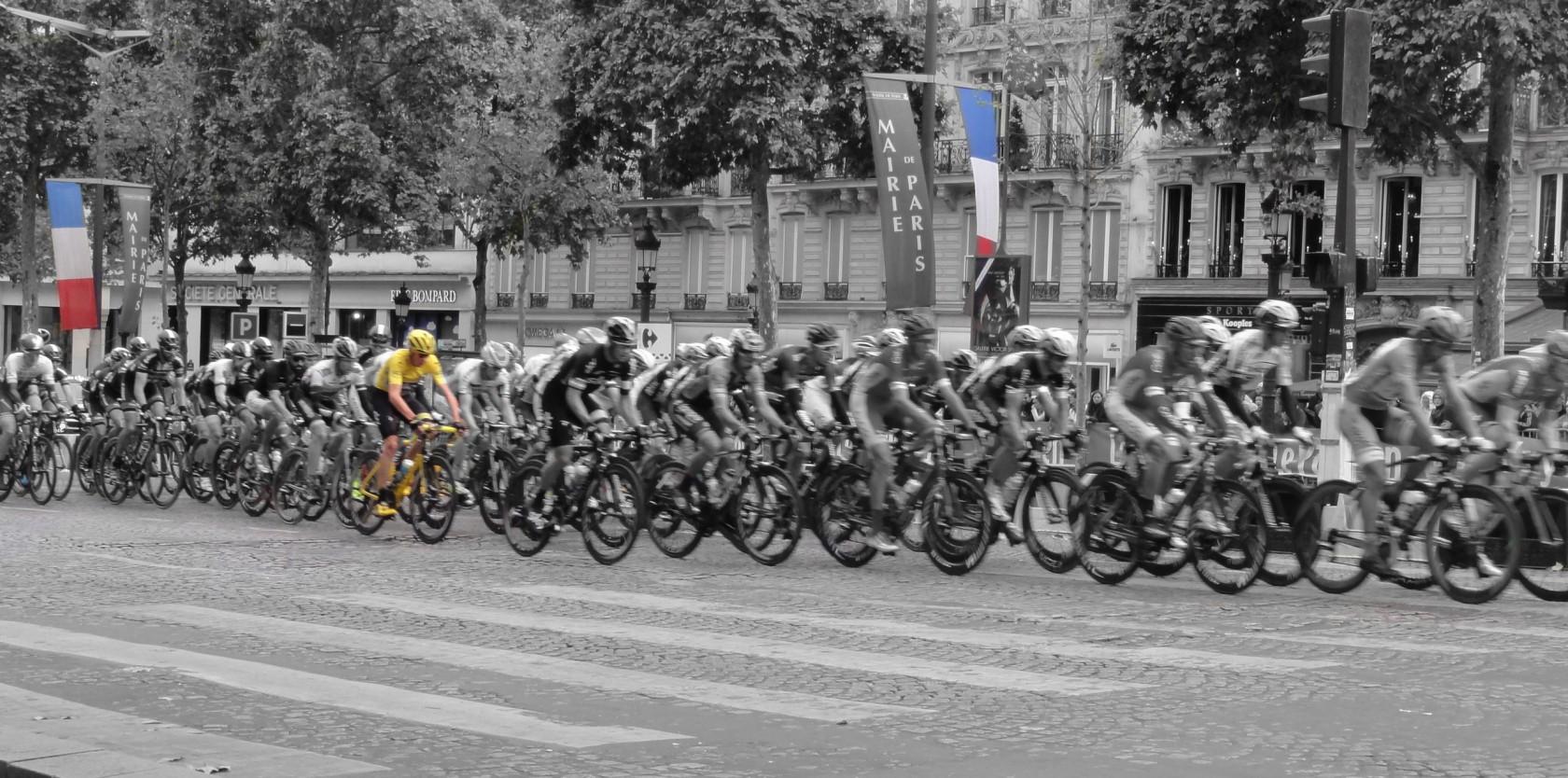 7/15-29   ツール・ド・フランス2019観戦ツアー  ピレネー、アルプス、パリ観戦