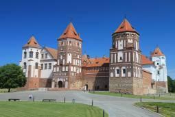 ベラルーシ・首都ミンスクと2つの世界遺産を訪れる5日間