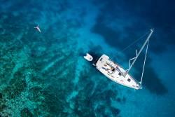 クロアチア・憧れのクルーザーヨットでアイランド・ホッピング2017
