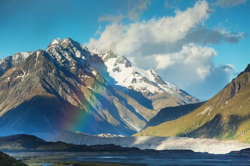 ニュージーランド旅行【最新情報】ニュージーランドテレビ番組情報「サザンアルプス(ニュージーランド)」