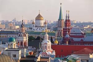 モスクワ観光の便利な足、マルシルートカを使いこなそう