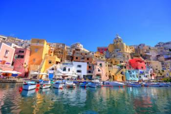 降り注ぐ太陽! 南イタリア