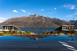 豪華ロッジに泊まるニュージーランドの旅