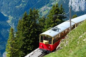 スイス旅行のおすすめスポット【シーニゲプラッテ】