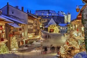 スイス☆クリスマスマーケット【2017年】開催日程&関連ツアー