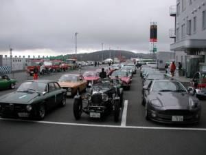 2年に一度のクラシックカーの祭典|Le Mans Classic