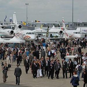パリ国際航空ショーが開幕中です!