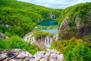 奇跡の絶景 プリトヴィツェ湖群国立公園