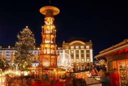 11月&12月限定★欧州4カ国周遊ハネムーン!クリスマスマーケットを巡る旅