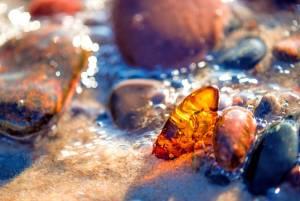 バルト海と琥珀【リトアニア情報】