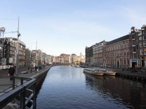 オランダ・アムステルダムの街歩き