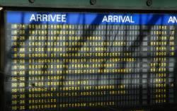 国際列車の旅