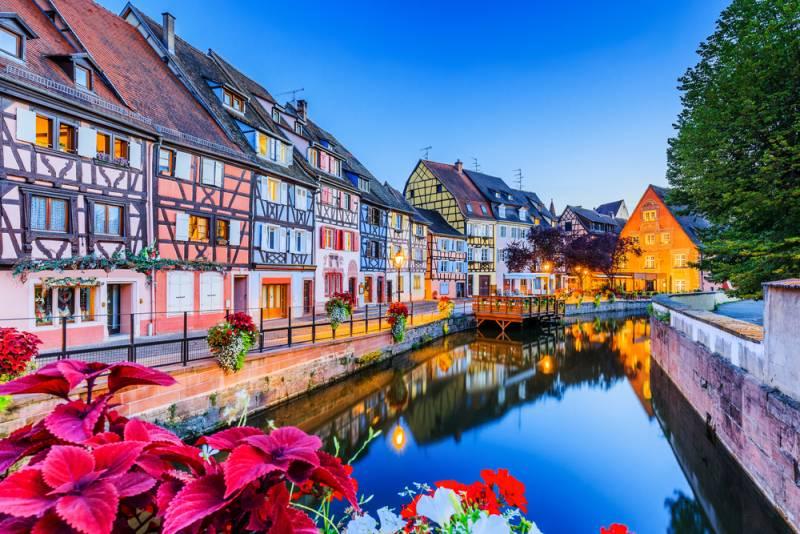 スイス旅行+フランス・アルザス地方