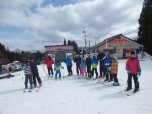 4th Day of English Camp in Hakuba