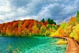 秋・冬に行く クロアチア 王道 6日間≪デラックスクラス≫