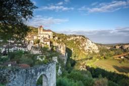 フランスの最も美しい村を訪ねて|ミディ・ピレネー地方 巡礼旅