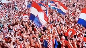 クロアチア代表選手帰国