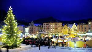 スイスのクリスマスマーケットへ行こう☆☆☆