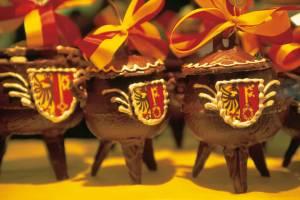 ジュネーブの冬のイベント「エスカラード祭」