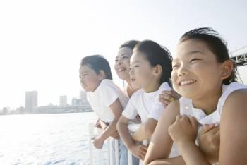 【受付終了】夏休み 帆船イングリッシュスクール from 横浜