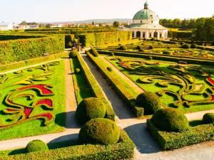クロムニェジーシュ城と庭園【チェコ情報】