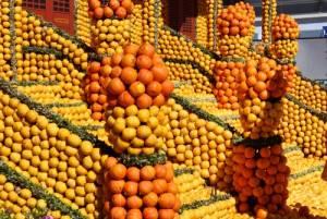 南仏でお祭り三昧旅行!~レモン祭 in マントン~
