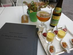 王道ベルギー★北から南へベルギーハイライト 5日間 【美食の町でお食事】