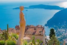 フランスハネムーン(新婚旅行) ☆コート・ダ・ジュール7日間☆ 芸術家とゆかりの美しい街と香水の故郷を訪ねる