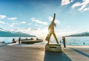 クイーンファンの皆様へ モントルー訪問スイスツアーを創りました!