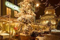 世界遺産ベルンのクリスマス&甘~い♪チョコレート工場 5日間