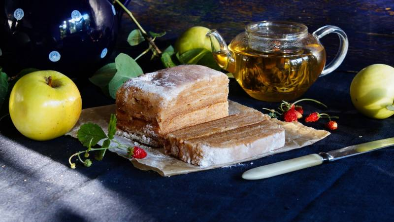 ドストエフスキーも愛したロシアのお菓子パスチラ