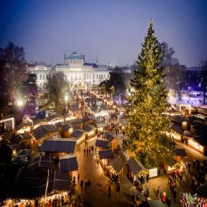2017年クリスマスマーケット各都市開催日程
