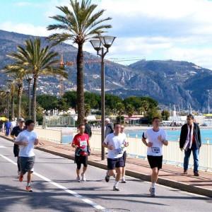 地中海の春を感じる!モナコマラソン
